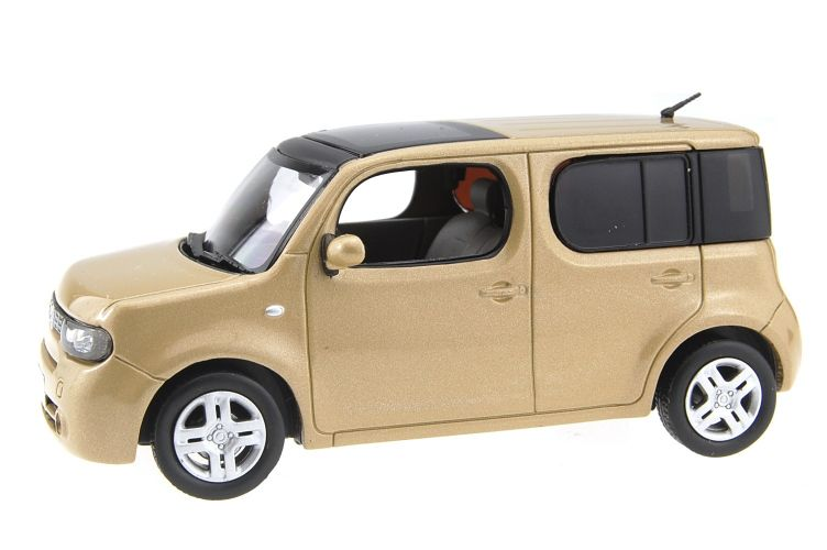 Nissan Cube Scale Models