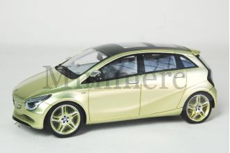 -Benz Blue Zero Concept 2010 Scale Model