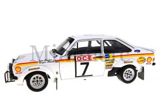 Ford Escort RS1800 Scale Model