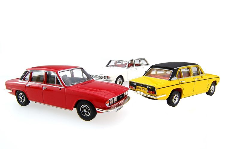 Triumph Scale Models