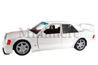 Mercedes 190E  EVO 2 Scale Model