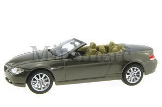 BMW 6 Series Cabriolet Diecast Model