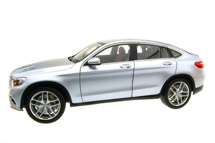 Mercedes GLC Scale Models