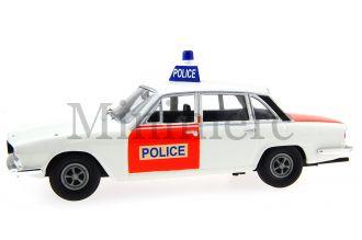 TRIUMPH 2000 UK Polizei 1:43 ATLAS UK POLICE DIECAST MODELL AUTO CAR U20