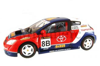 Toyota Corolla Scale Model