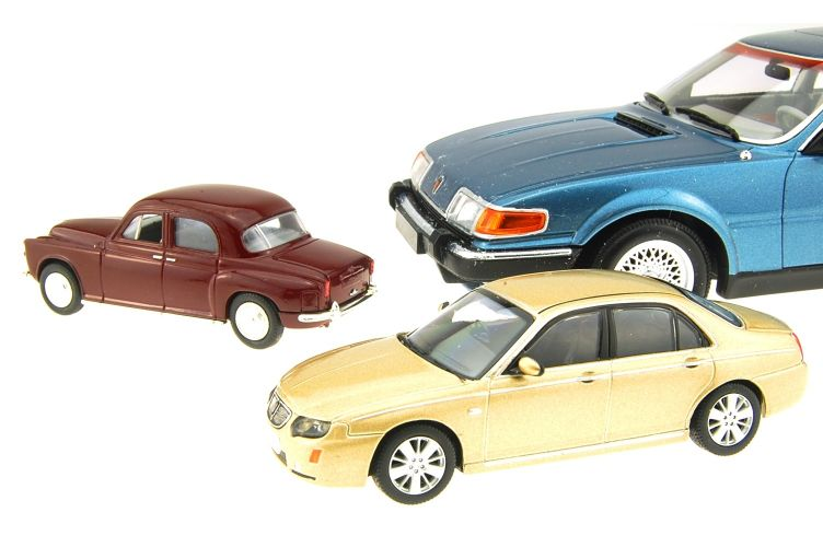 Rover Diecast Models