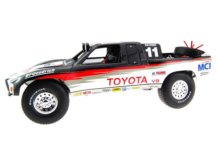 Toyota Trophy-Truck Scale Models