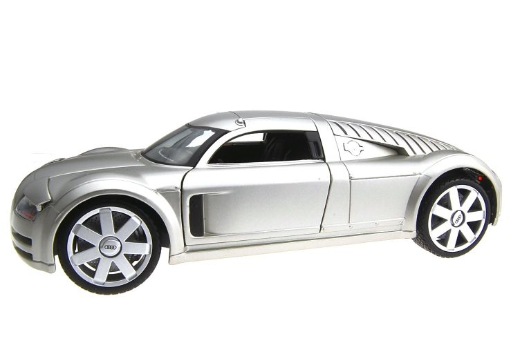 Audi Supersportwagen Diecast Models
