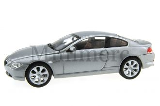 BMW 6 Series Coupe Diecast Model