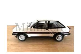 Ford Fiesta XR2 Diecast Model