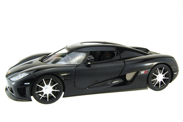 Koenigseg Scale Models