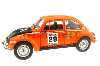 Volkswagen Beetle SCCA Rally Series Diecast Model