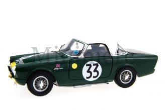 Sunbeam Alpine Scale Model
