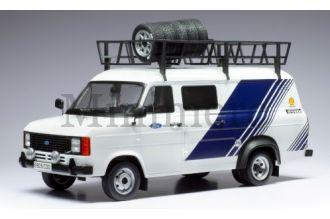 FORD TRANSIT MK 2 TEAM FORD Diecast Model
