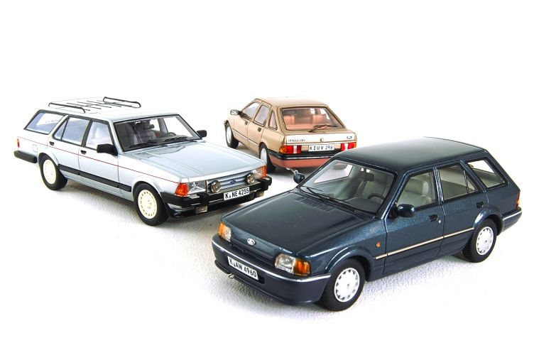 Ford Diecast Models