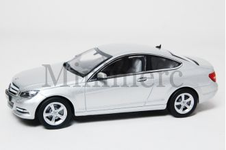 C Class Coupe Diecast Model