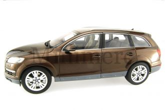 Audi Q7 Facelift Diecast Model