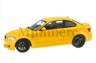 BMW 1er Coupe Diecast Model