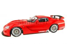Dodge Viper Competition Car Diecast Model