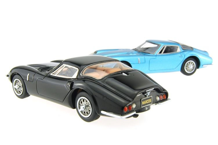 Marcos Scale Models