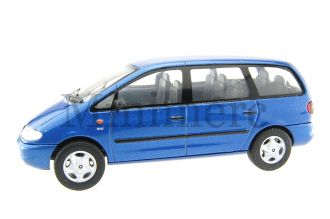 Seat Alhambra Scale Model