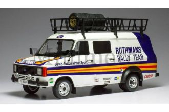 FORD TRANSIT MK 2 ROTHMANS Diecast Model