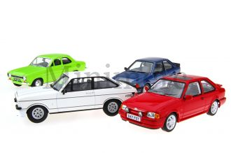 Ford Escort RS Collection Scale Model