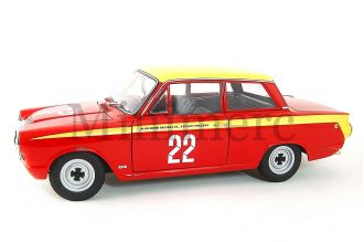 Lotus Cortina MK1 Diecast Model