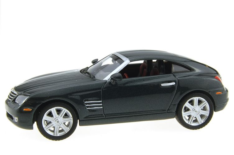 Chrysler Crossfire Scale Models