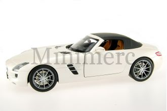 Mercedes SLS AMG Roadster Diecast Model