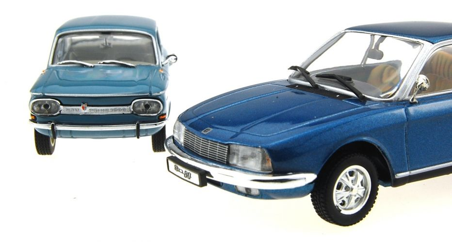 NSU Scale Models