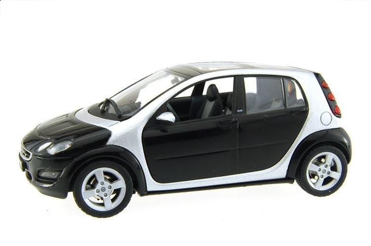 Mercedes Smart Forfour Scale Models