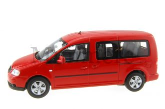 Volkswagen Caddy Maxi Shuttle Diecast Model