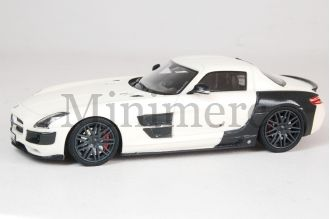 Brabus 700 Biturbo Diecast Model
